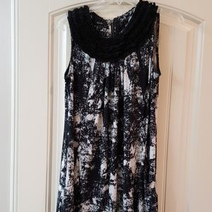 Alfani babydoll dress